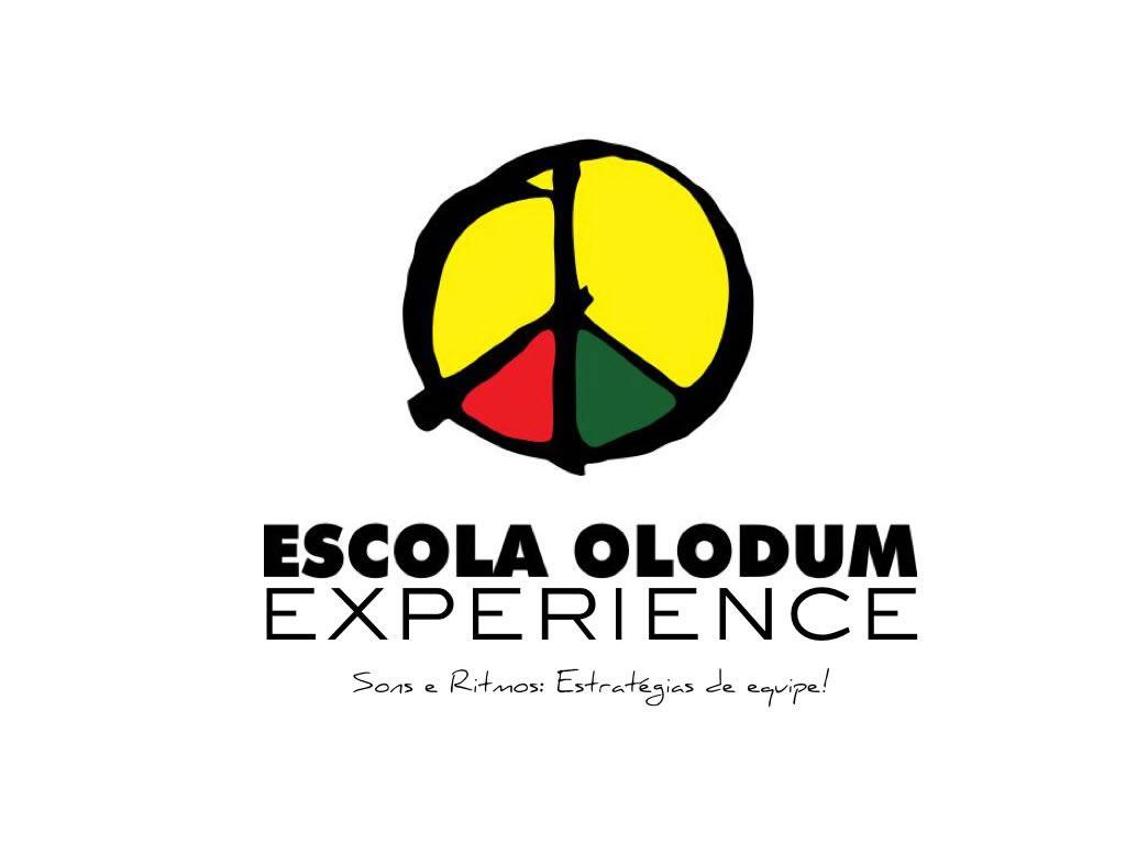 Escola Olodum Experience – Ritmos e sons da equipe!
